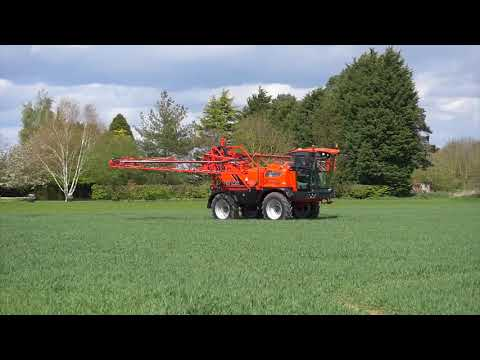 Self-Propelled Crop Sprayer