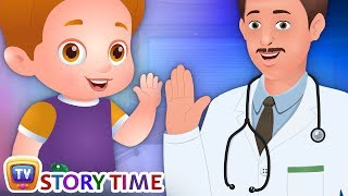 ChaCha Visits The Doctor - ChuChu TV Storytime Good Habits Bedtime Stories for Kids
