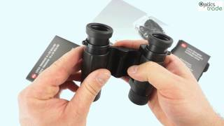 Leica Trinovid 8x20 BCA Binoculars Review