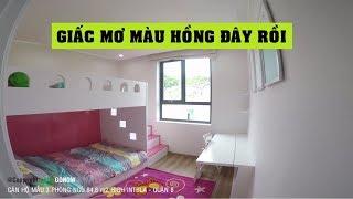 Căn hộ mẫu 3 phòng ngủ 84,8 m2 High Intela, Võ Văn Kiệt, Quận 8 - Land Go Now ✔