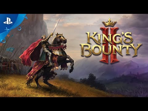 King's Bounty 2 – Announce Trailer | PS4