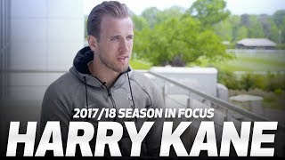 HARRY KANE | 2017/18 SEASON IN FOCUS | Kholo.pk