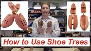 How To Use Shoe Trees - HOUNDSBAY