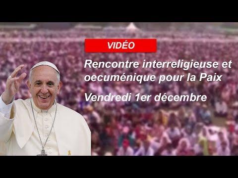 Rencontre interreligieuse et oecuménique pour la Paix