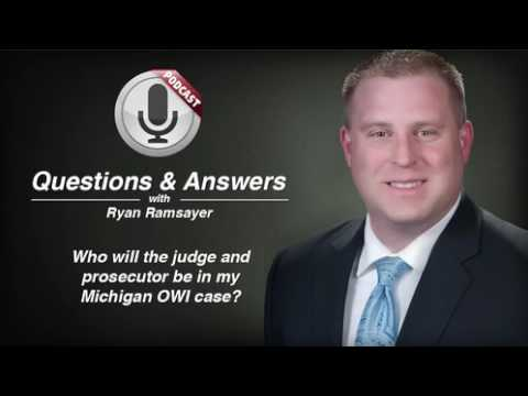 video thumbnail Judge and Prosecutor in Michigan OWI Case