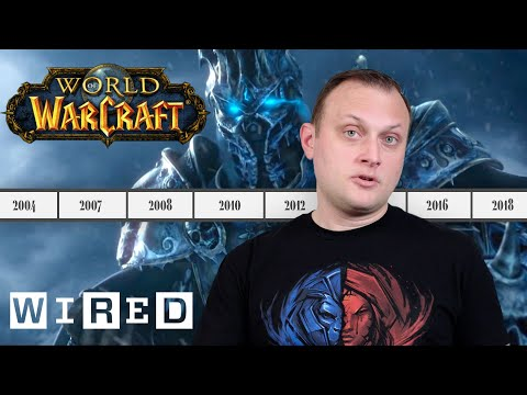 Blizzard Explains the Entire History of World of Warcraft