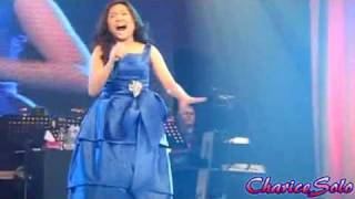 "Charice SMX Concert: Song #21 ""ONE MOMENT IN TIME"""
