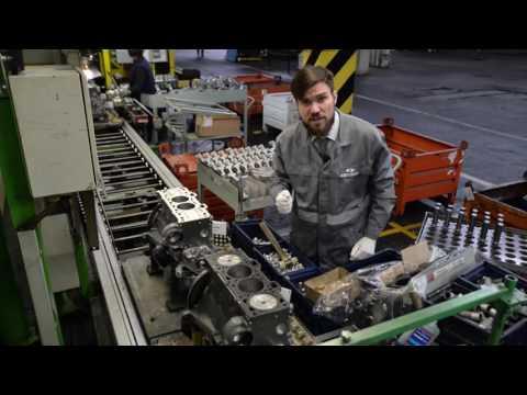 Фото к видео: Ладная механика LADA Largus с русским сердцем