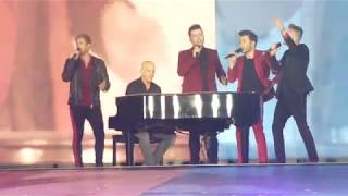 Westlife   Nicky's Speech And Better Man With Steve Mac   Croke Park   6th July 2019
