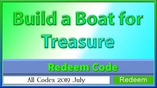 build a boat for treasure roblox codes 2019 june 25 - TH-Clip