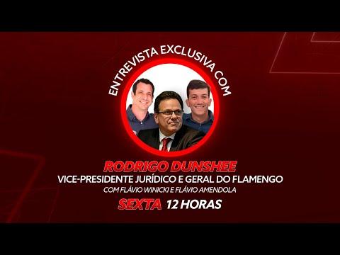 Sucesso da FlaTV no 2 x 0 sobre o Boavista, o futuro rubro-negro e mais! Ricardo Dunshee ao vivo