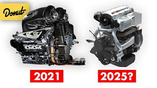 Is F1 Switching to 2-Stroke Engines?