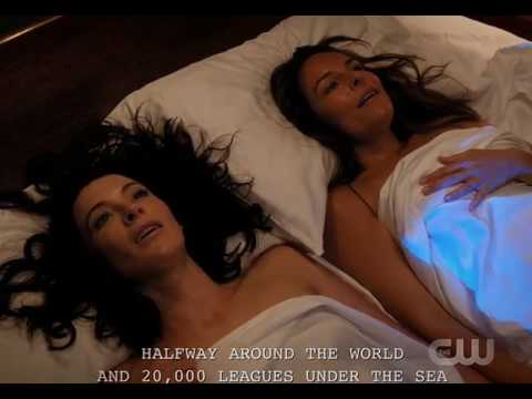 Luisa and Rose Lesbian Kiss Scene – Jane the Virgin Season 3 Episode 3