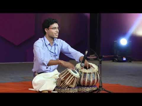Tabla Performance | Ujith Udaya Kumar | TEDxVivekanandSchool