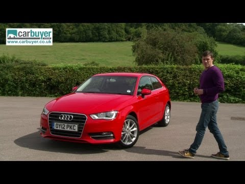 Audi A3 hatchback review - CarBuyer