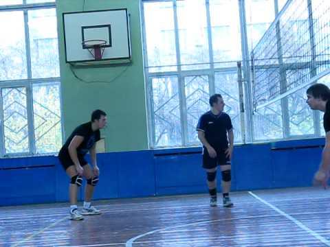17.10.2009 Штиль - Траектория (тренировка после игры ч.2)