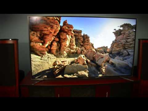 Samsung UN65F9000 UHD TV video review