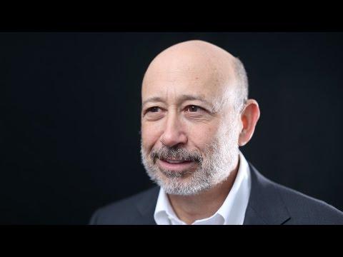 Goldman Sachs ceo reflects