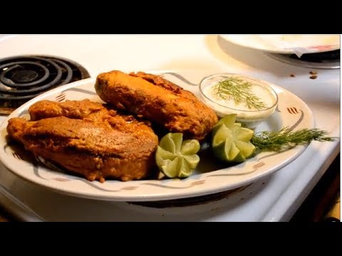Lahori Fried Fish Recipe
