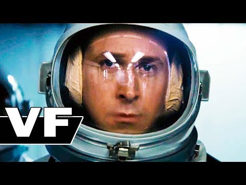 FIRST MAN Bande Annonce VF (Ryan Gosling, 2018)
