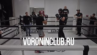 Алексей Воронин vs Петр Осипов    Бизнес лига