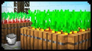 ✔ Minecraft: How to make a Greenhouse