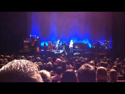 Josh Groban with Caroline Fraher singing The Prayer at Dublin's Grand Canal Theatre Oct 2011