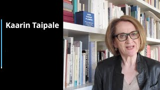 Architecture in the Covid-19 Crisis – Kaarin Taipale