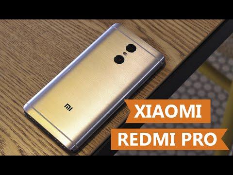 Xiaomi Redmi Pro - новый актуальный китайский смартфон с двумя камерами   покупка   отзывы