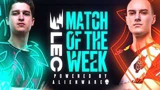 #LEC Match of the Week: Misfits vs G2
