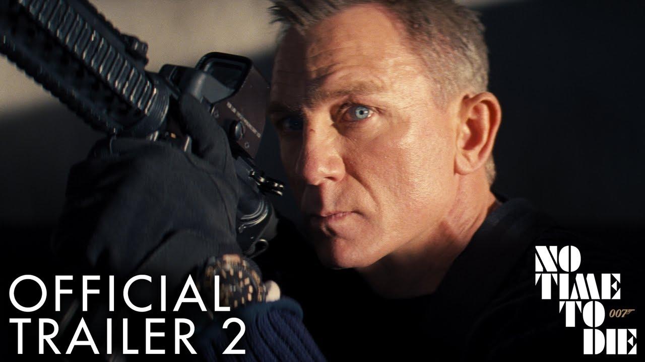 Novo trailer de 007 - Sem Tempo Para Morrer