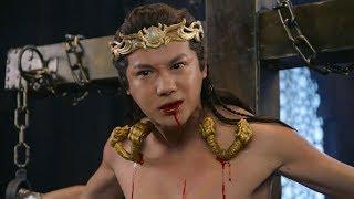 【盛唐幻夜】第47集预告:远安被绑,阿婴被锁琵琶骨   An Oriental Odyssey - Preview