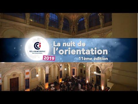 Nuit de l'Orientation 2019