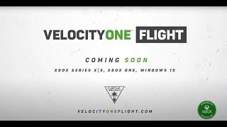 Turtle Beach VelocityOne Flight HOTAS - Cloche Xbox Flight Simulator