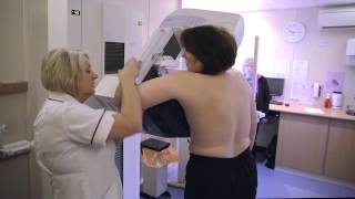 What happens at your MOBILE UNIT breast screening appointment?