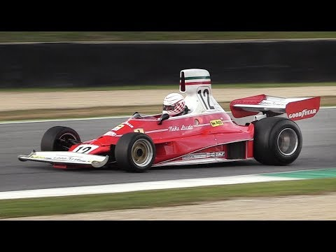 Finali Mondiali Ferrari 2017: Sunday' Show - 575 GT1, 333 SP, 312T, F40 LM, XX Programmes & More!
