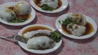 傳統米食 臺南蝦仁肉丸製作
