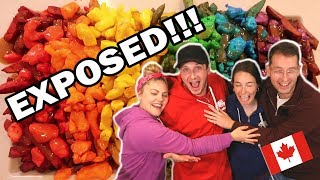 🇨🇦The Secret World of SimplyNailogical 🌈 Rainbow Poutine 🍟🧀
