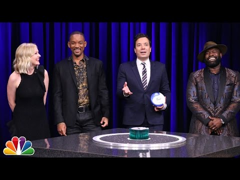 Catchphrase with Will Smith and Kirsten Dunst