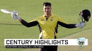 Marcus Stoinis goes ballistic with brilliant, last-ball ton