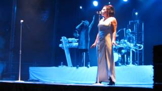 Heart like a wheel The Human League live @ Windsor 27/8/16 HD Stereo front row