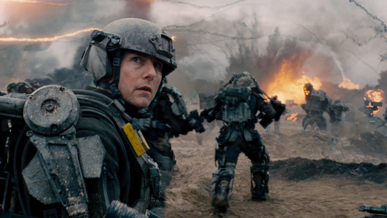 Tom Cruise Is Fighting Aliens In A Mech Exoskeleton In 'Edge Of Tomorrow' Trailer