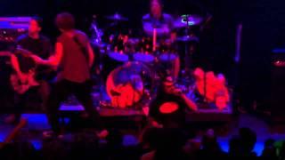 "D.R.I. ""Snap/I'd Rather be Sleeping/Problem Addict"" Live 12/17/10"