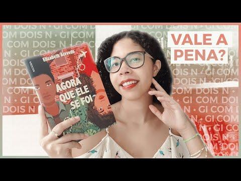 AGORA QUE ELE SE FOI, por Elizabeth Acevedo | Gi com dois N