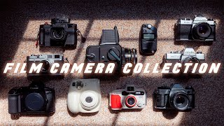 My Film Camera Collection 2020 - My Favorite Film Cameras With Sample Pictures