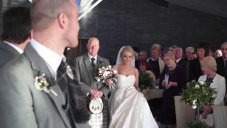 Sleeping at Last - Turning Page (Sarah MacNeil Harpist) Rebecca and Kevins Wedding
