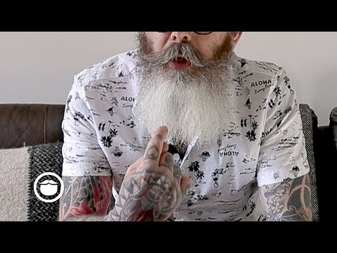Master Barber Explains How to Color Your Beard | Mahesh Hayward