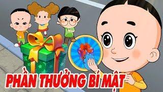 BỐ ĐẦU NHỎ CON ĐẦU TO - Phim hoạt hình biên soạn cho trẻ em 2019: Chạy Đua Phần Thưởng