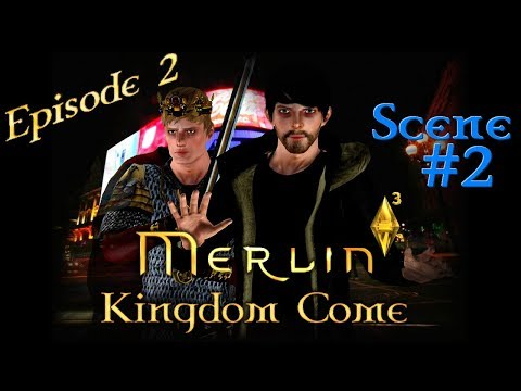 [Sims 3] Merlin 6: Kingdom Come   Ep. 2: A King Without A Kingdom   #2 [Subtitles]