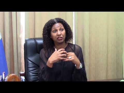 BELIZE: First Lady Kim Simplis Barrow speaks on genesis of SCLAN and UNFPA partnership